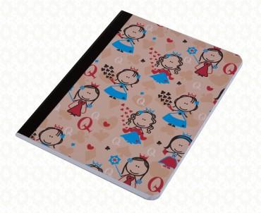 Queens notebook F2