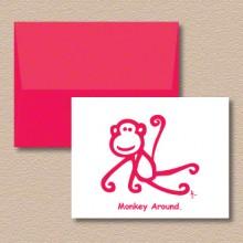 Monkey Horiz Env New