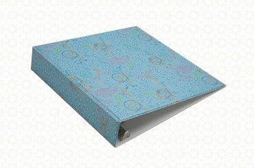 Underwater Day Binder F2
